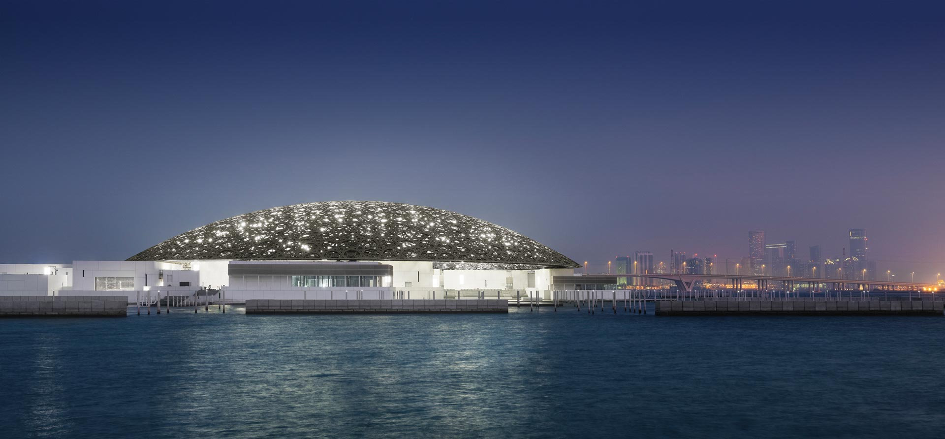 Louvre Abu Dhabi Photo Courtesy: Mohamed-Somji
