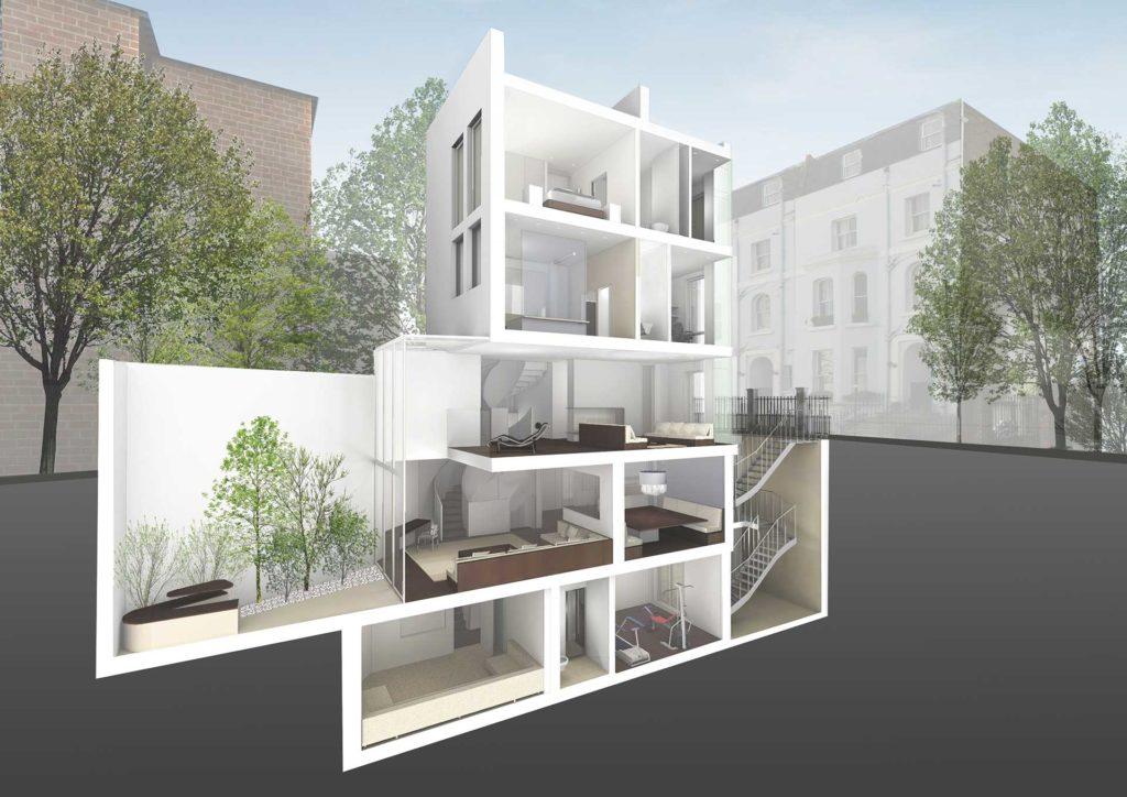 Ladbroke Grove plan