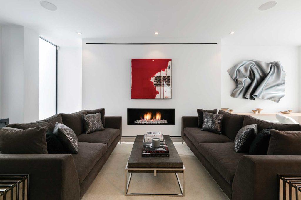 Ladbroke Grove living room