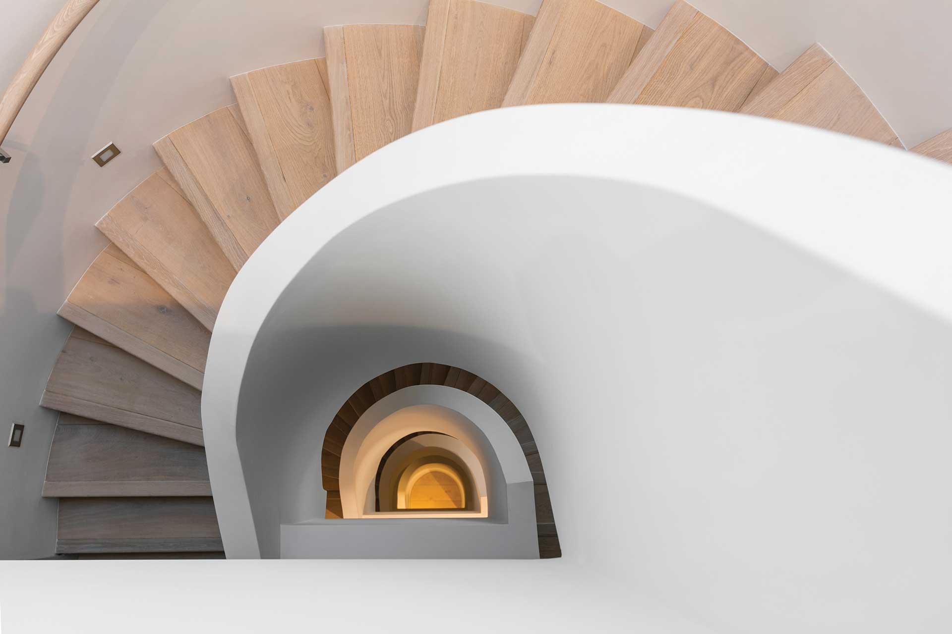 Ladbroke Grove stairs