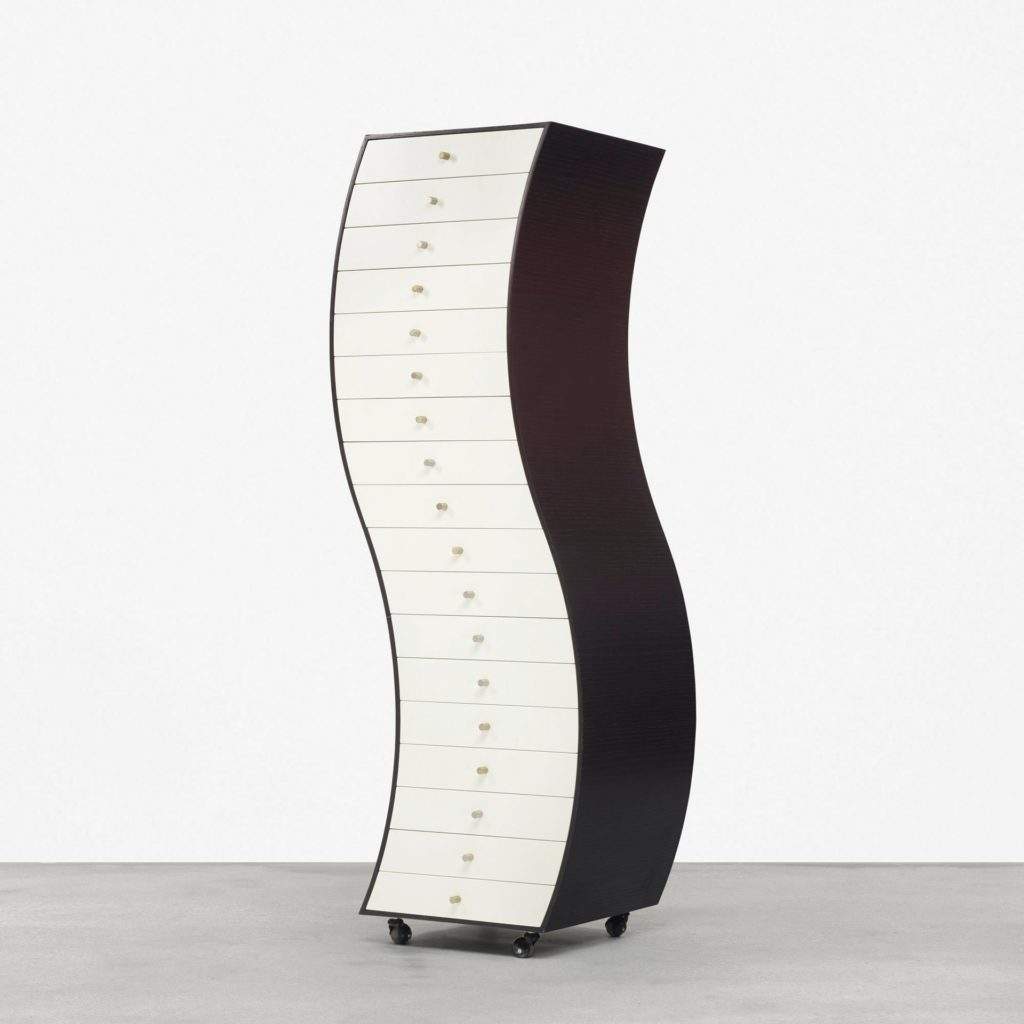 Cappellini Irregular form