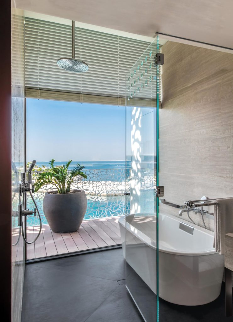 Premium Ocean View Bathroom