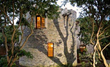 Dome Home exterior