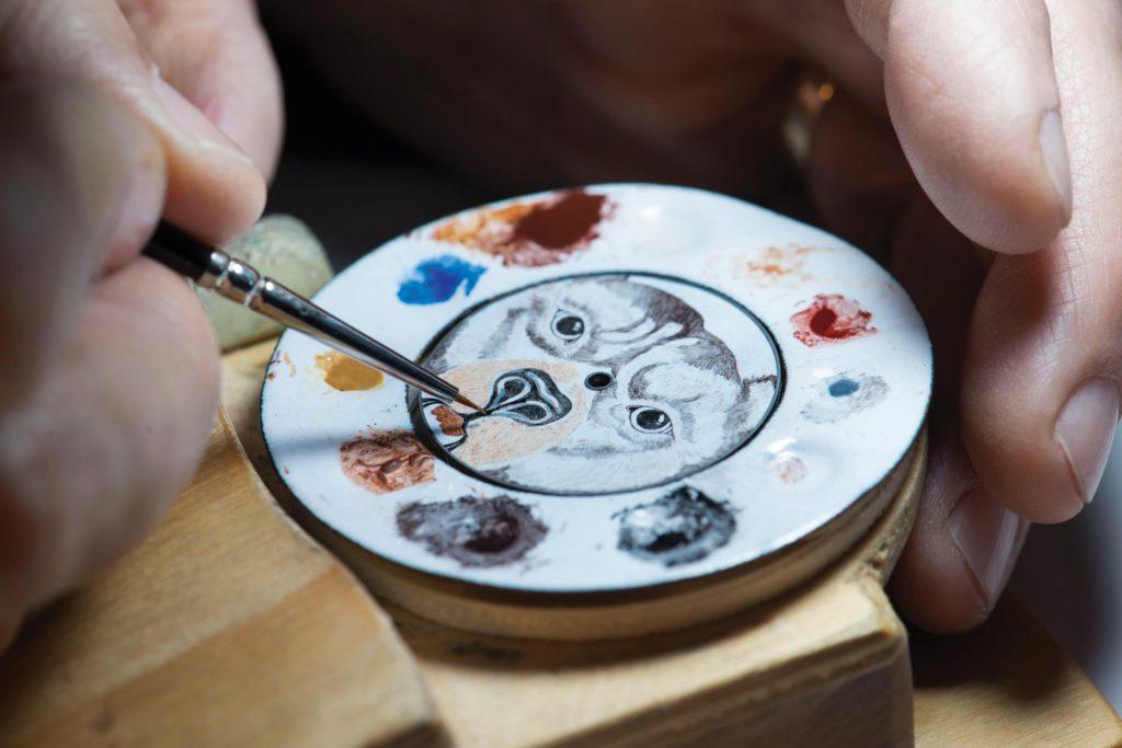 Slim-d'Hermès-Grrrrr!_painting_1_copyright-Pierre-William-Henry