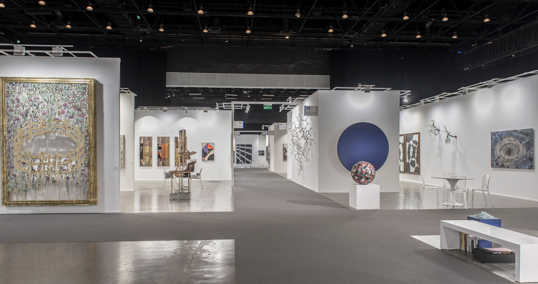 Art Dubai Opens Today! - identity