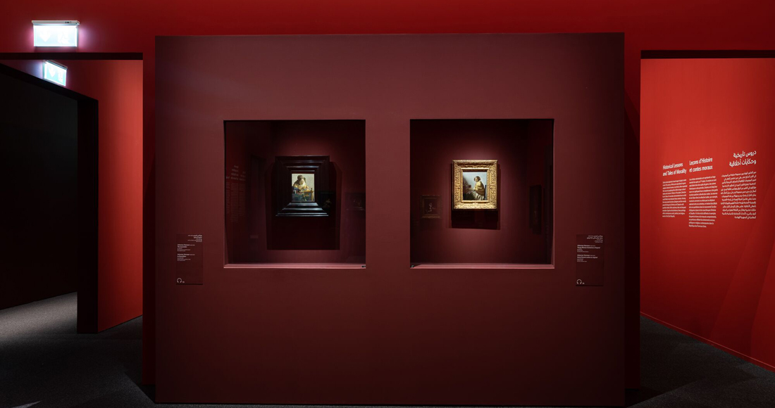 Dutch Golden Age Masters at the Louvre Abu Dhabi - identity