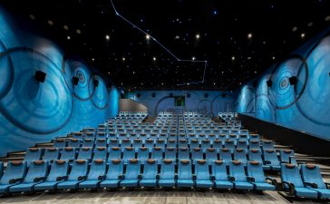 4N Design cinema interiors