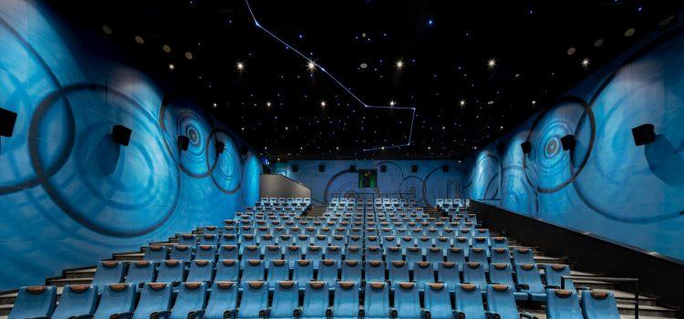 4N Design cinema interiors