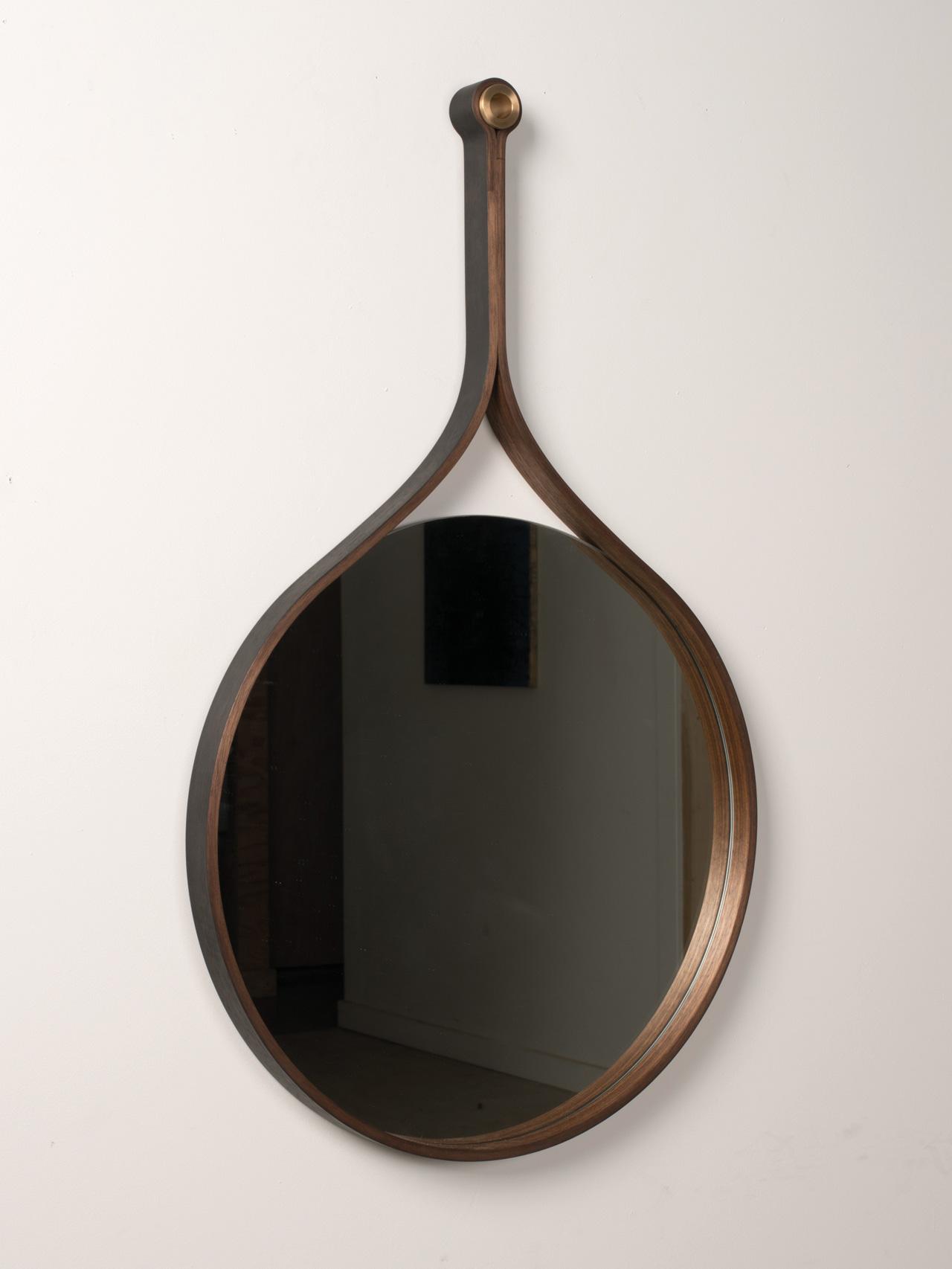 Loop mirror by Harold