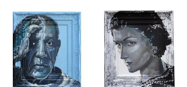 Pablo Picasso and Coco Chanel