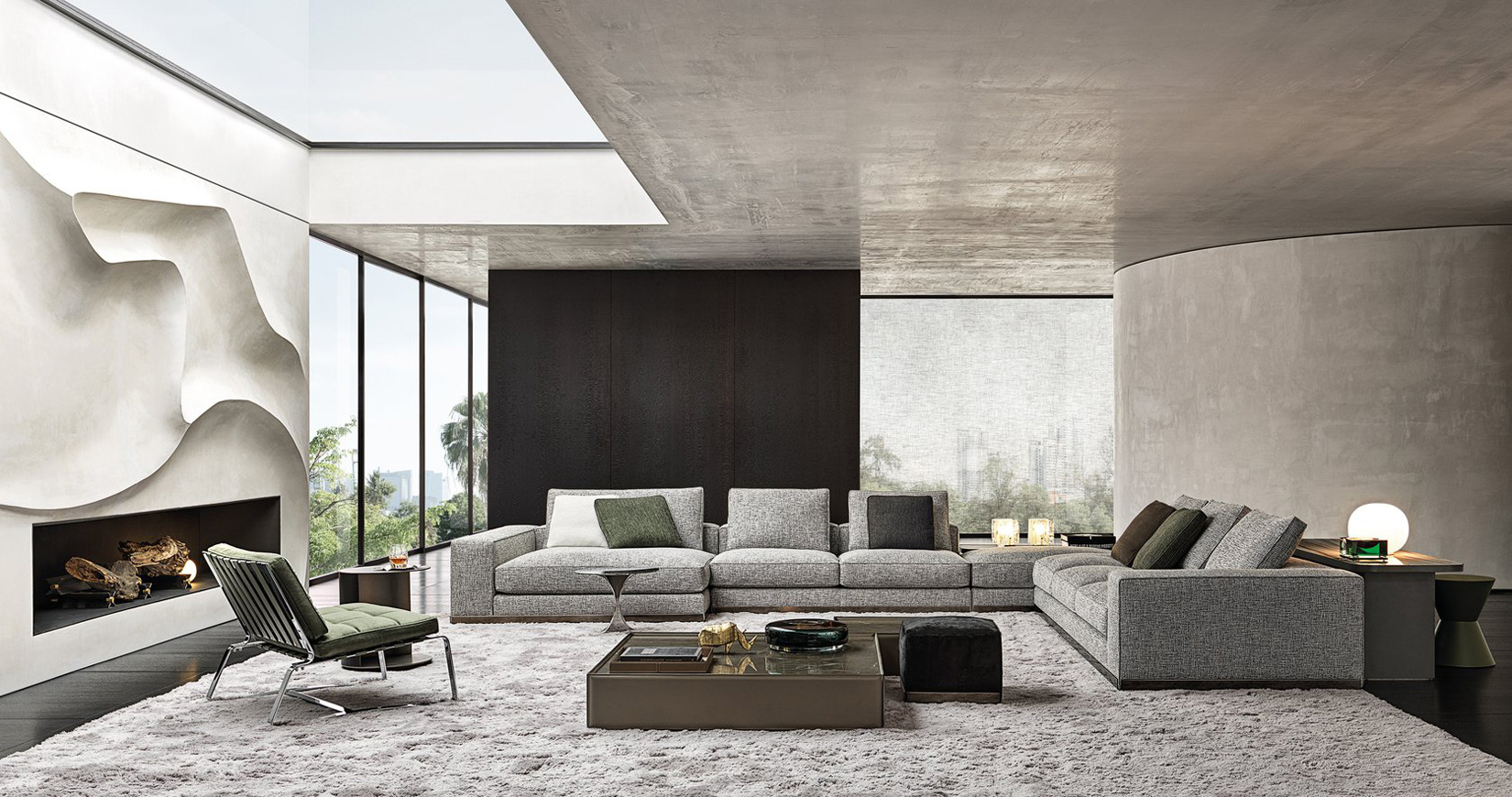 West from Minotti