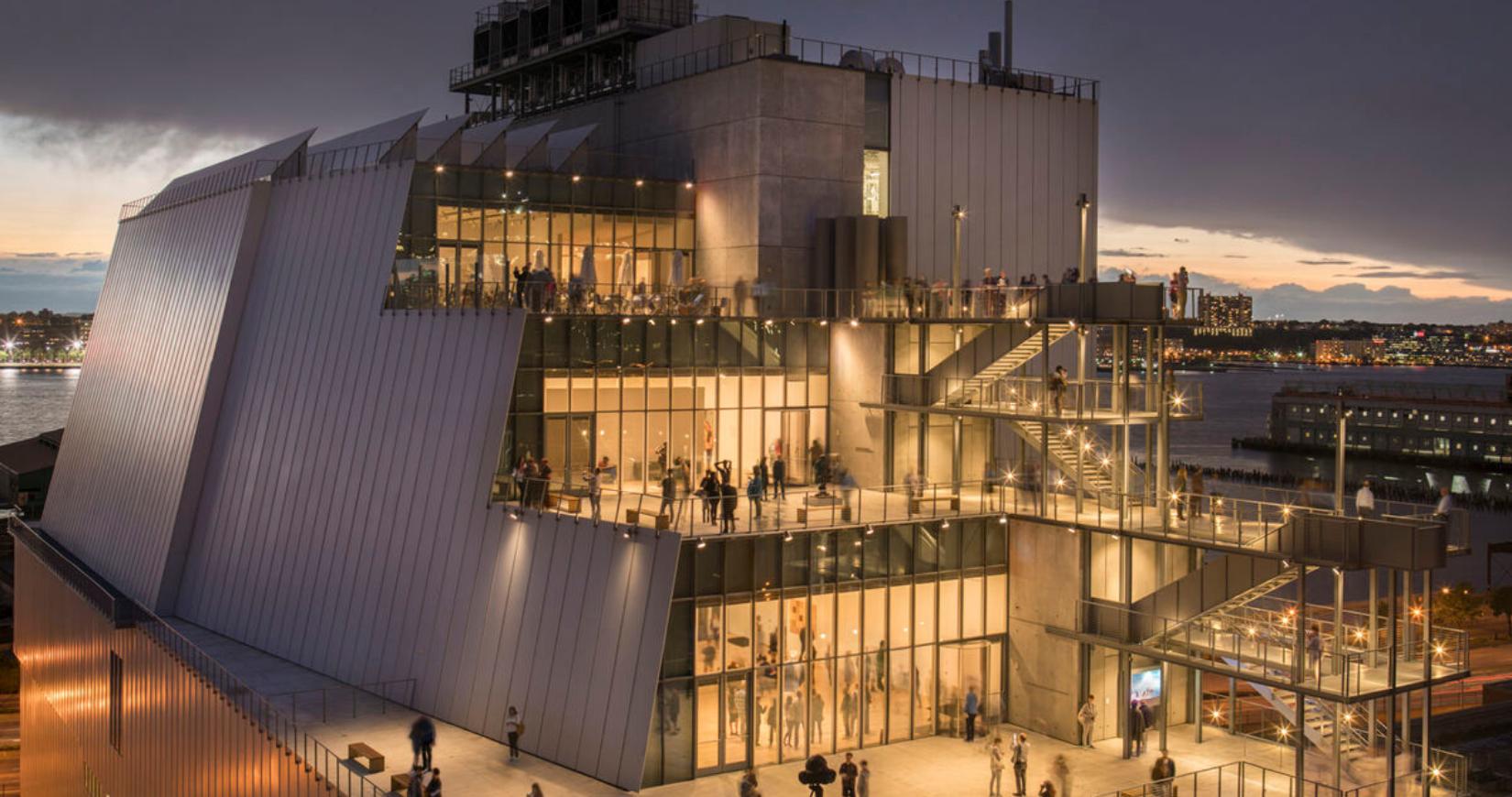 The Whitney Museum of Art New York city