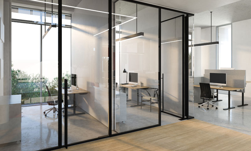 Styled Habitat designs interiors for Jotun regional headquarters