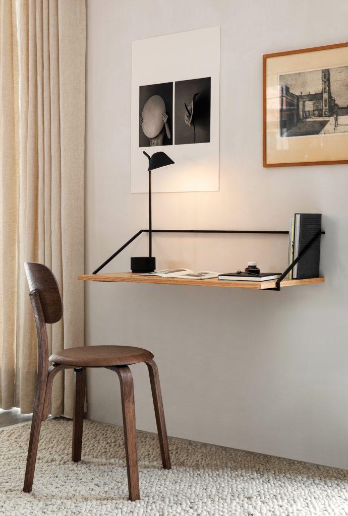 Rail desk by Keji Ashizawa for Menu_Identity_home office