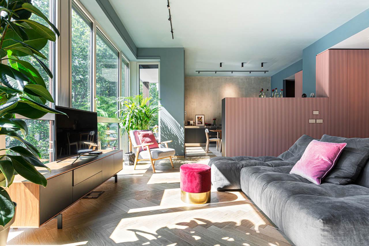 Premuda Milan apartment interiors_Identity