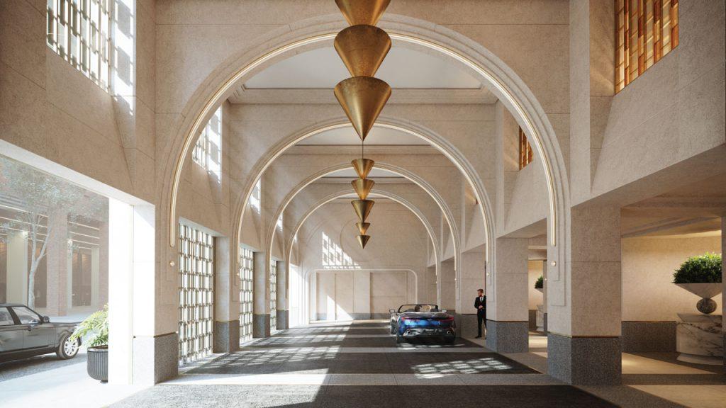 Waldorf Astoria New York renovation