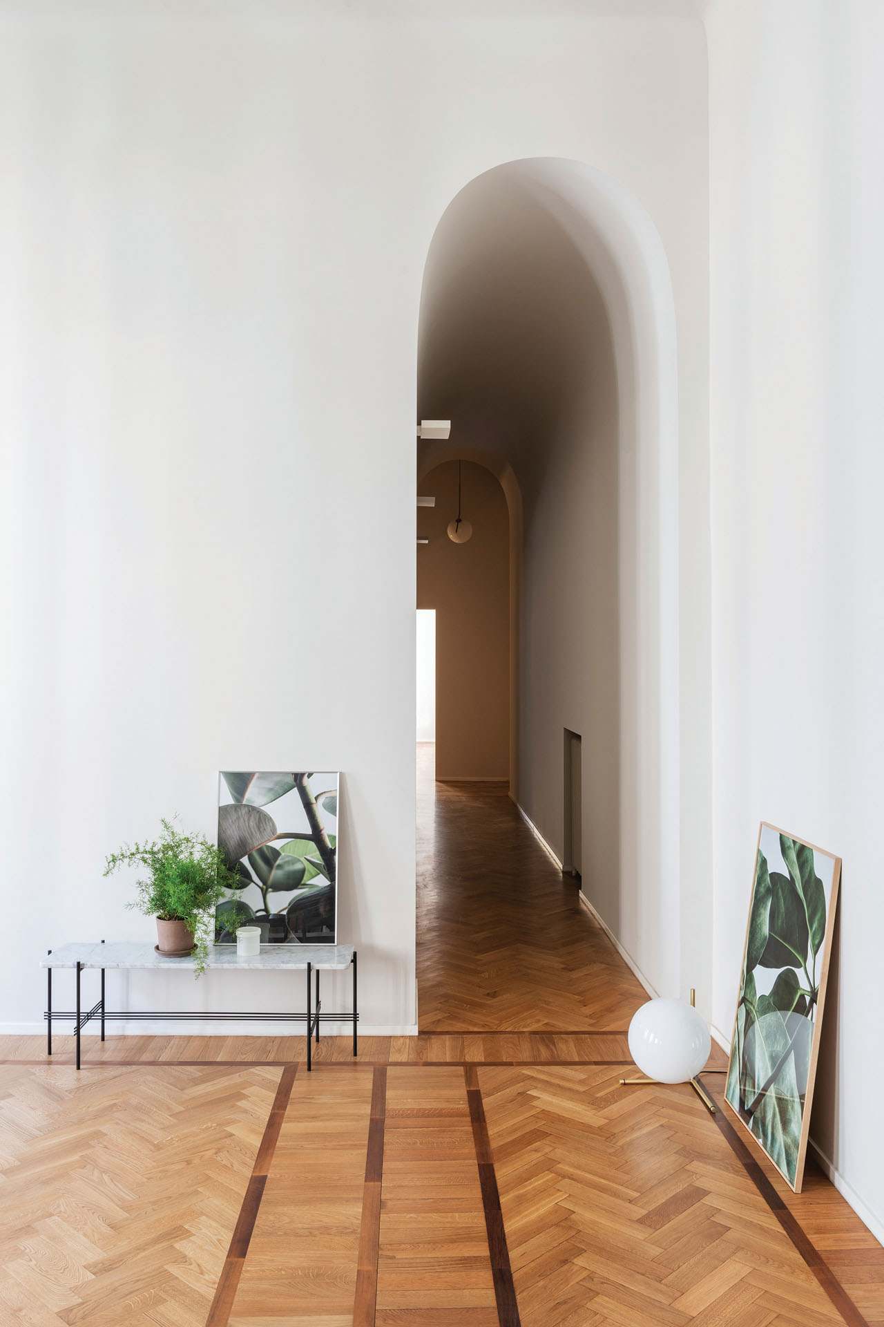 Studio Wok Milan apartment