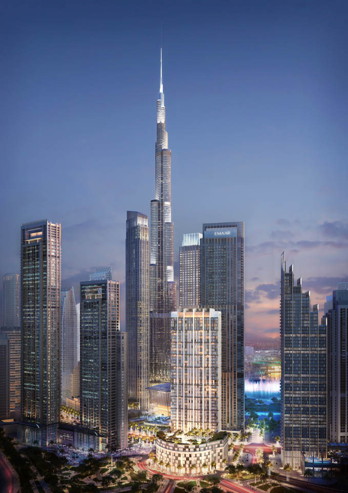 LWK + Partners Burj Crown
