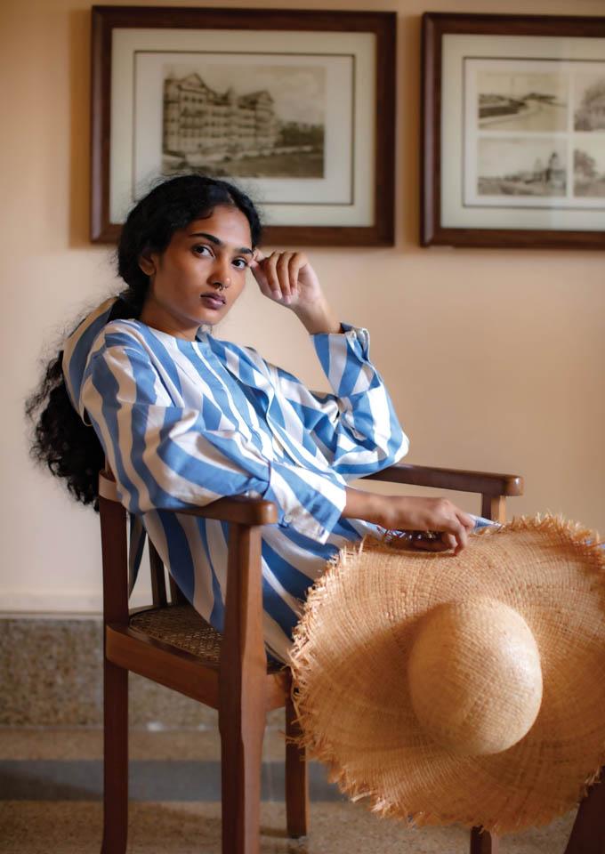 India Mahdavi Monoprix