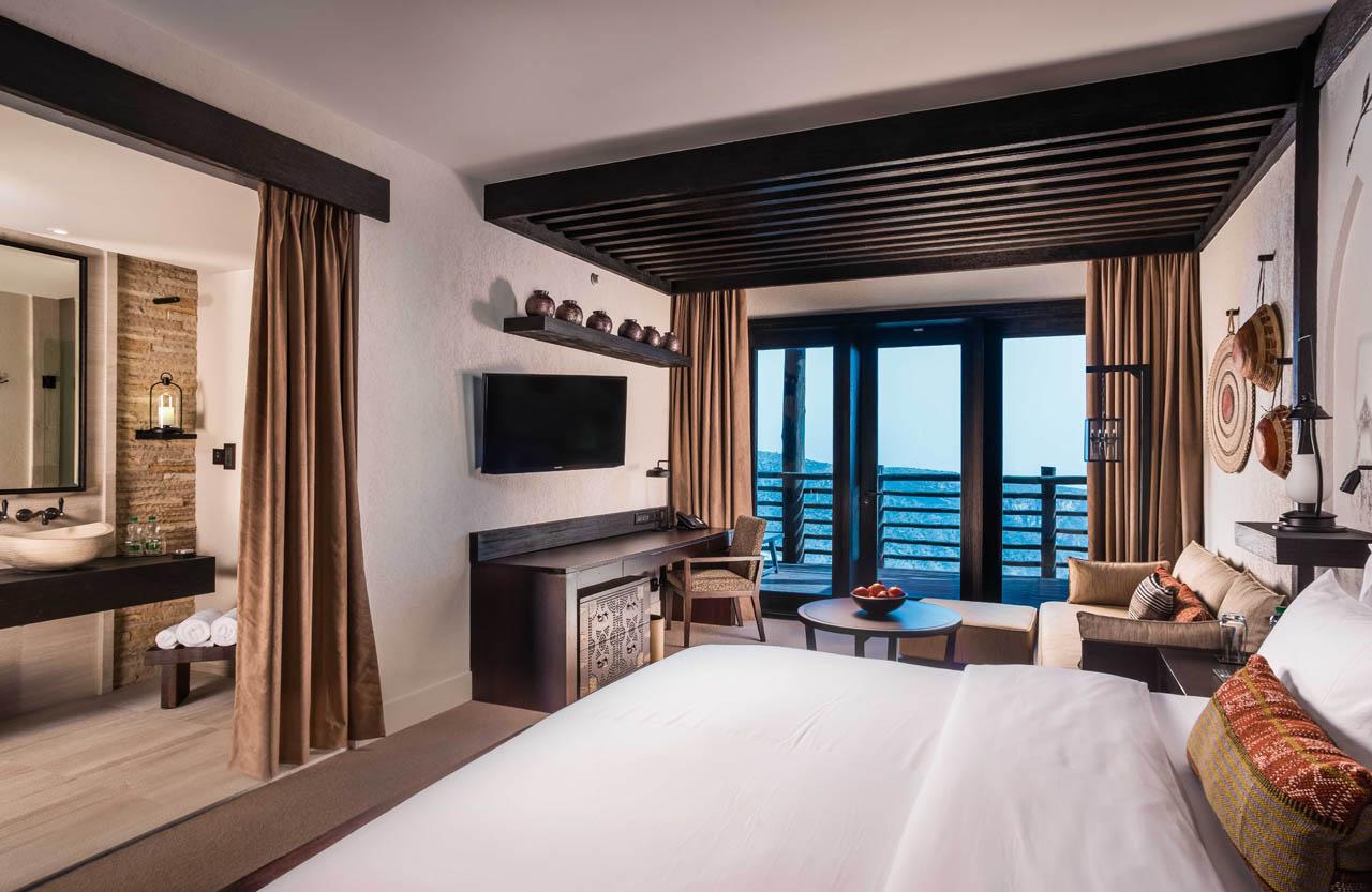 Alila Jabal Akhdar hotel