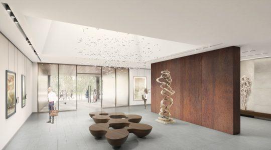 Ellington Properties art gallery
