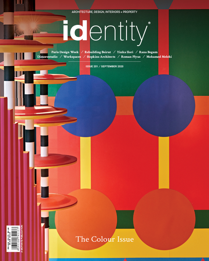 Identity Magazine: The Colour Issue