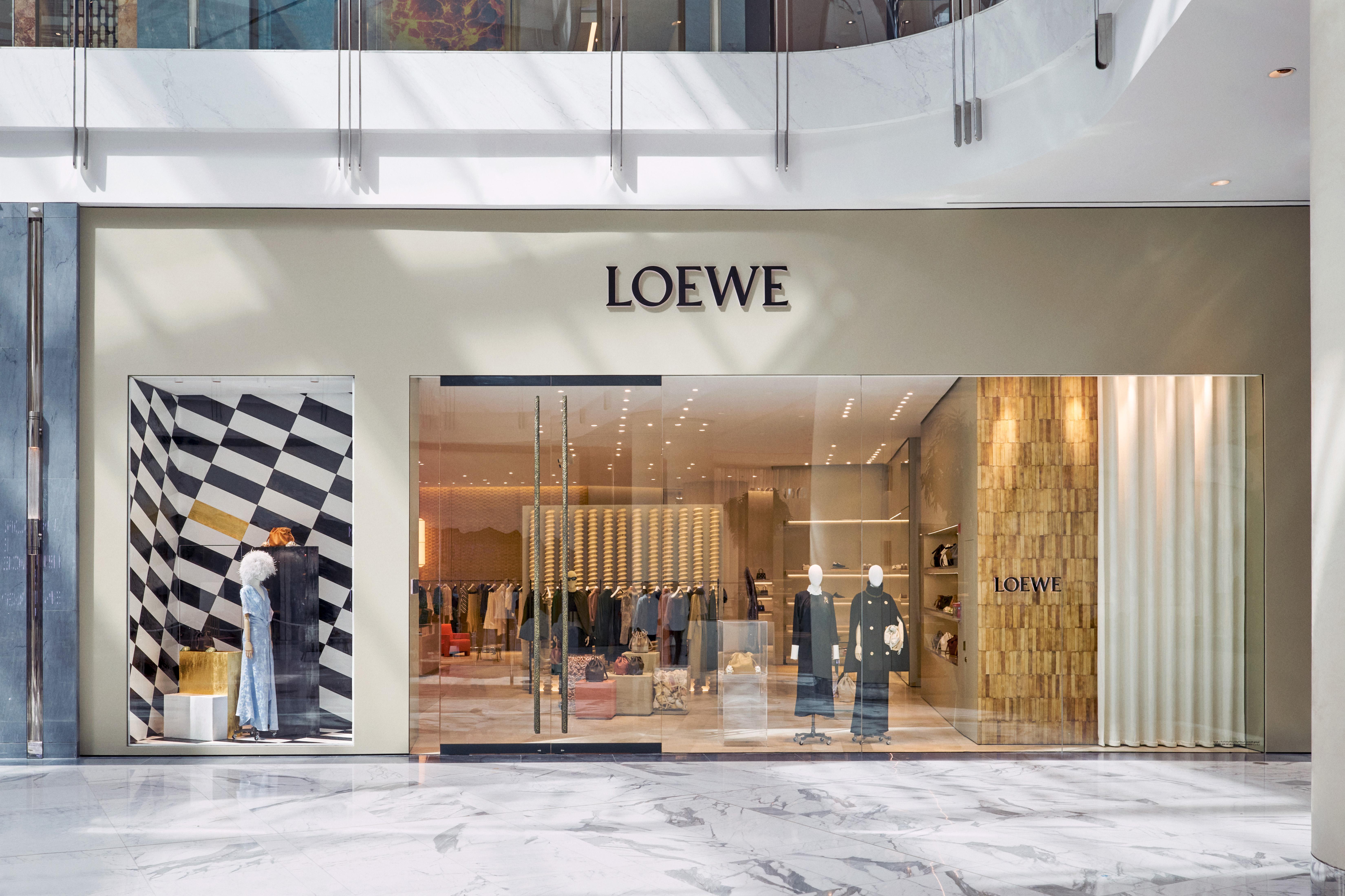 Loewe store Dubai
