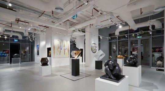 Oblong Gallery
