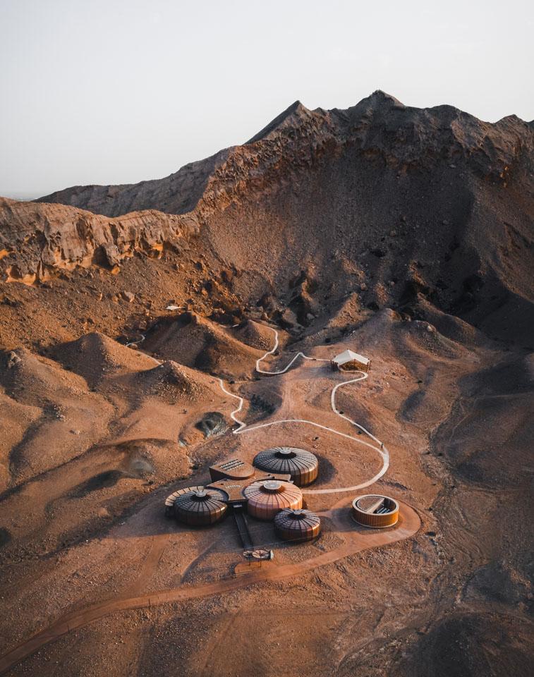 Buhais Geology Park