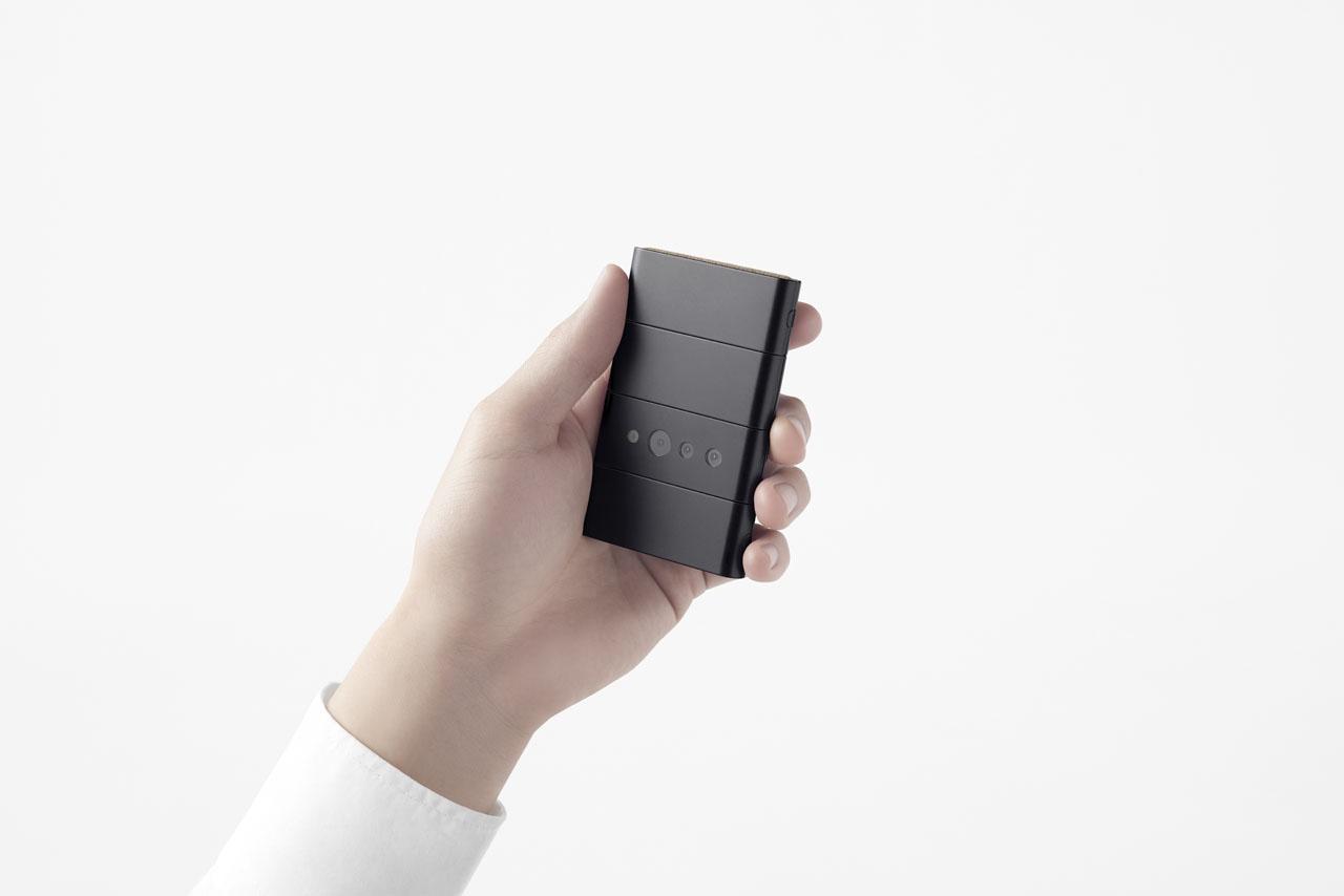 slidephone by nendo for OPPO